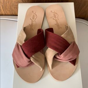 Free People Flat Size 6